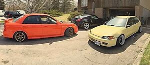 Rare 2003 Mazdaspeed Protege