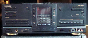 Fisher RS-737 AV stereo reciever Power output:100 watts per chan