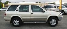 2002 Nissan Pathfinder WX II MY2002 ST Silver 4 Speed Automatic Wagon Bellevue Swan Area Preview