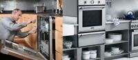 Appliance Repair Experts- $60.00 off complete repairs
