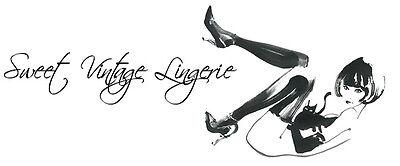 Sweet Vintage Lingerie Boudoir