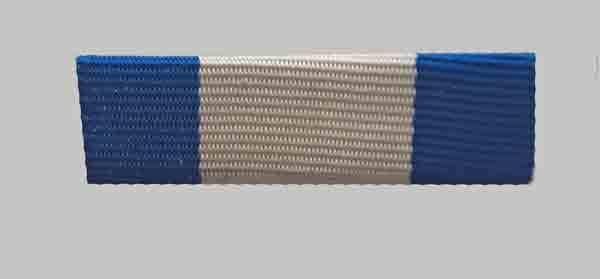 MB08-Boy Scout type Ribbon-Silver Beaver Award-Old Type Bar