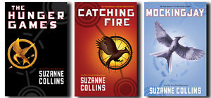 Hunger Games Trilogy - 15$ for the 3 books