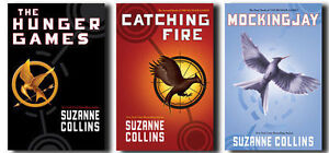 3 FOR ONLY $20 - THE HUNGER GAME SERIES HARDCOVER