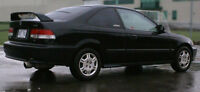 2000 Honda Civic SE Coupe (2 door)