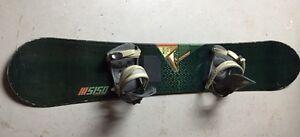 Planche à neige (snowboard) 5150 Juice 159 cm à vendre