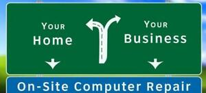 Computer and laptop REPAIR @ HOME OR OFFICE! Well go to your place any time! We are 7 days a week open! Call now!