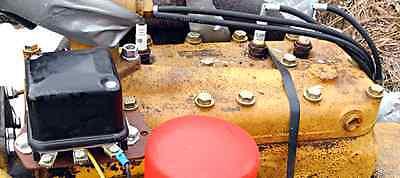 Cylinder Head Bolt Lock Washer - Oliver Hg Oc-3 Oc-4 With Hercules Ixa Ixk Ixb
