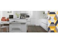 Kitchen Worktops ( Earthstone Nordic Melange ) Brand New still sealed in plastic