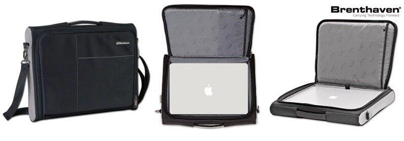 """13"""" laptop case w Memory Foam (Brenthaven)"""