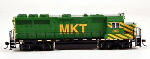Bachmann-HO-Scale-Train-Diesel-GP40-Analog-MKT-245-63519