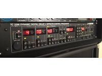 TC Electronics 2290 Delay Unit with 8 Second Option.