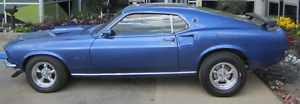 1969 Mustang Fastback, 351 Cleveland