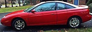2001 Saturn S-Series SC2 Coupe (3 door) PRICE REDUCED $900