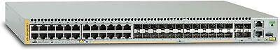 Allied Telesis X930-28GSTX Layer 3 GIGABIT Intelligent Stackable Network Switch