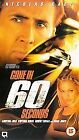 Gone in 60 Seconds VHS Films