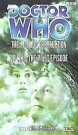 Doctor Who  The Edge Of Destruction BBC DVD - <span itemprop=availableAtOrFrom>Billericay, United Kingdom</span> - Doctor Who  The Edge Of Destruction BBC DVD - Billericay, United Kingdom