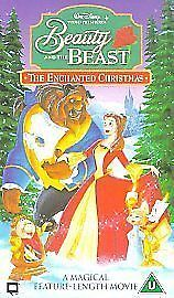 Beauty-And-The-Beast-The-Enchanted-Christmas-VHS-Video-Tape-2003