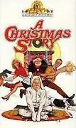 A Christmas Story VHS