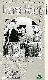 Laurel And Hardy  Block Heads VHSDM 1998 - Pontypridd, United Kingdom - Laurel And Hardy  Block Heads VHSDM 1998 - Pontypridd, United Kingdom