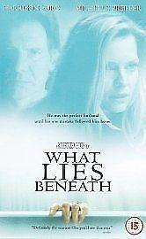 What Lies Beneath VHSSUR 2001 - Wrexham, Wrexham, United Kingdom - What Lies Beneath VHSSUR 2001 - Wrexham, Wrexham, United Kingdom