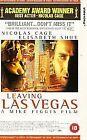 PAL VHS Films Nicolas Cage