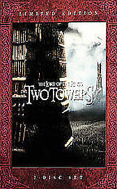 Lord of the Rings : The Two Towers - Special Limited Edition [DVD] New & Sealed