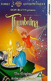 Thumbelina [VHS] [1994], Good VHS, Jodi Benson, Gary ...
