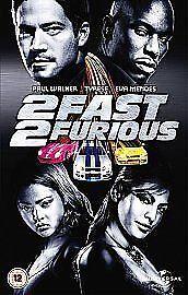 2 Fast 2 Furious VHS 2005 - Wrexham, Wrexham, United Kingdom - 2 Fast 2 Furious VHS 2005 - Wrexham, Wrexham, United Kingdom