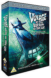 Voyage To The Bottom Of Sea Complete Second Series [DVD] [1961] New Gift