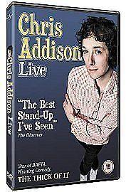 Chris Addison Live DVD 2011 FREE PampP - Grimsby, United Kingdom - Chris Addison Live DVD 2011 FREE PampP - Grimsby, United Kingdom
