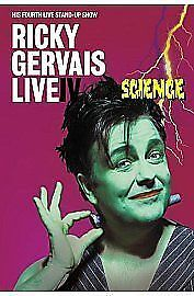 Ricky-Gervais-Live-Science-DVD-2010-NEW-SEALED
