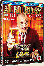 Al Murray  Barrel Of Fun  Live DVD 2010 freepost three4two bonus features - South Yorkshire , United Kingdom - Al Murray  Barrel Of Fun  Live DVD 2010 freepost three4two bonus features - South Yorkshire , United Kingdom