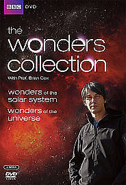 The Wonders Collection (DVD, NEW, 4-Disc Set, Box Set)