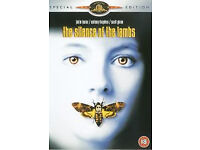 Silence Of The Lambs (DVD, 2001)