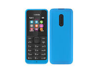 NOKIA 105 MOBILE PHONE WITH CHARGER ON O2/GIFFGAFF
