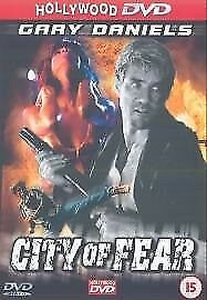 City Of Fear DVD New & Sealed Fast