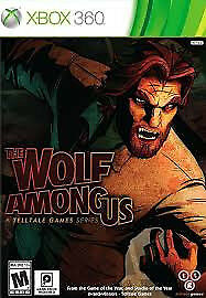 XBOX 360 THE WOLF AMONG US (LOTS OF OTHER TITLES IN STORE)