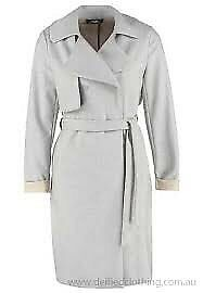 Wallis Trench Coat - size 12