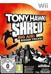 Tony Hawk SHRED (game only) (Nintendo wii tweedehands game)