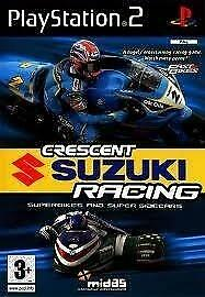 Crescent Suzuki Racing (ps2 used game)