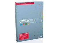Office Mac Unerversity 2011.2 Licences,Open Box,Never Used,Cd Like New.
