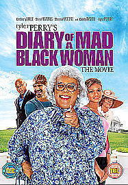 Diary Of A Mad Black Woman (DVD, 2010)
