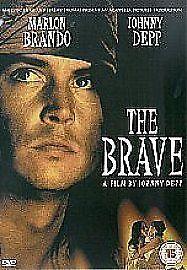 The Brave - DVD - Johnny Depp