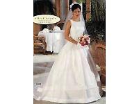Alfred Angelo white wedding dress size UK8 / US6 - UNBELIEVABLY GORGEOUS!!!