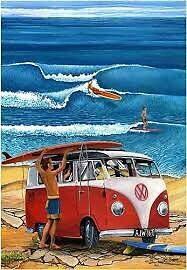 Looking for vw bus