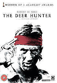 The Deer Hunter DVD 2006 - <span itemprop=availableAtOrFrom>Hackney, London, United Kingdom</span> - The Deer Hunter DVD 2006 - Hackney, London, United Kingdom