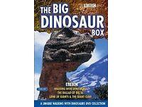 The Big Dinosaur Box (4 Disc BBC Box Set) DVD