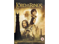 The Lord Of The Rings - The Two Towers (DVD, 2005, 2-Disc Set) Viggo Mortensen