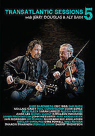 Transatlantic Sessions - Series 5 (DVD, 2011, 2-Disc Set) New DVD.